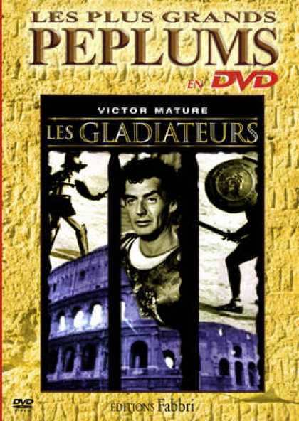 French DVDs - Les Gladiateurs