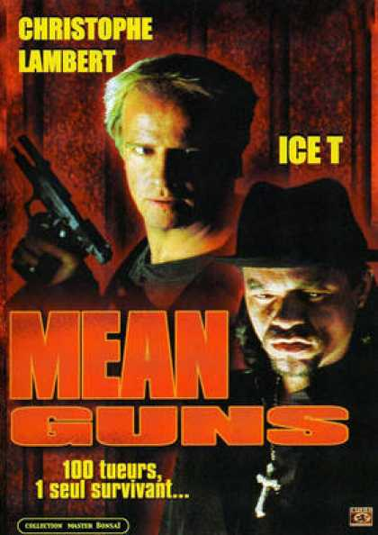 French DVDs - Mean Guns