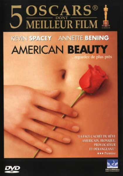 French DVDs - American Beauty