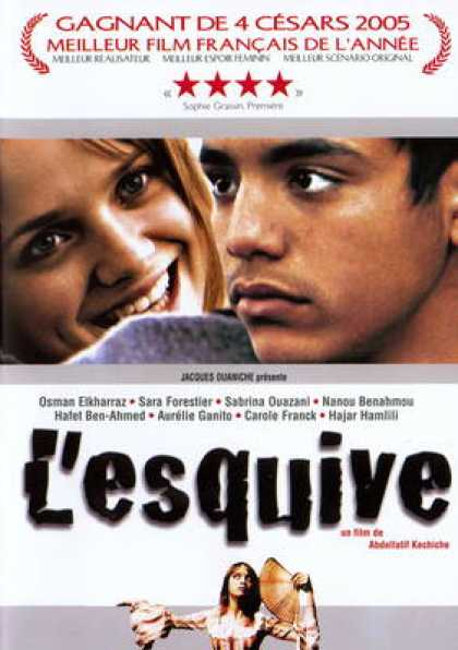 French DVDs - L Esquive