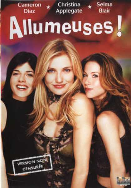 French DVDs - Allumeuses