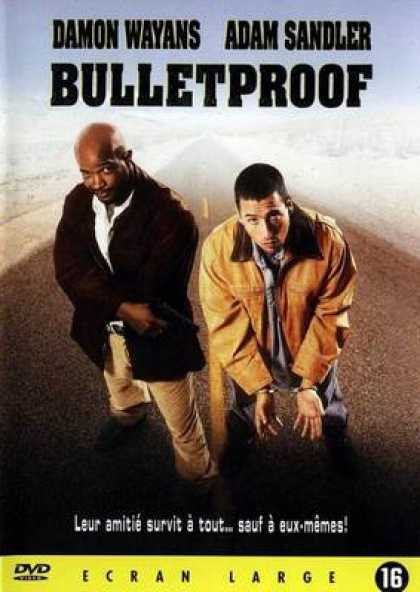 French DVDs - Bulletproof