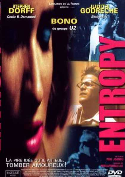 French DVDs - Entropy