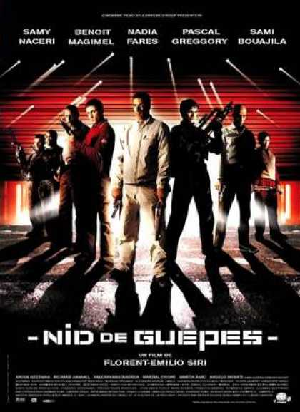 French DVDs - Nid De Guepes