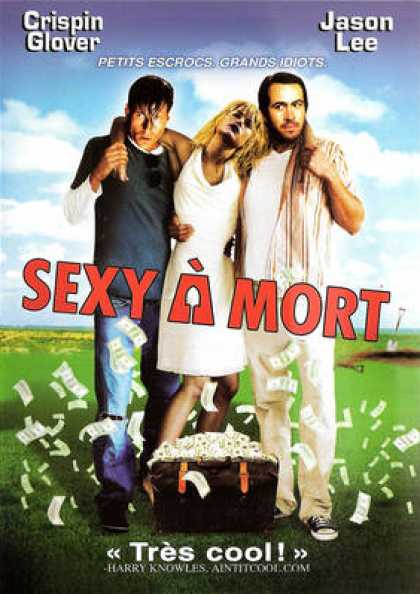 French DVDs - Sexy A Mort
