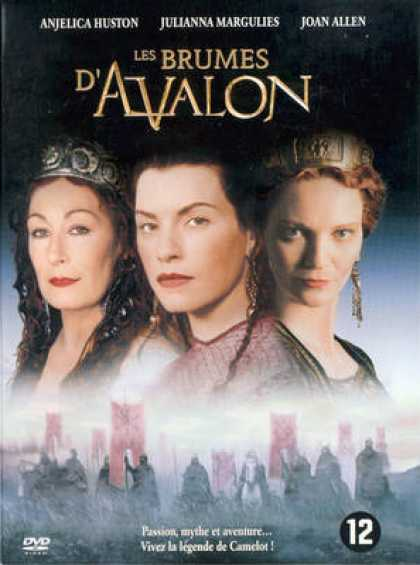 French DVDs - Les Brumes D Avalon