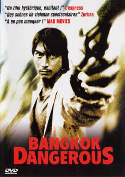 French DVDs - Bangkok Dangerous
