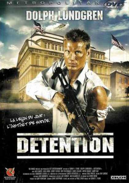 French DVDs - Detention