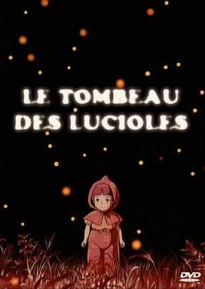 French DVDs - Grave Of The Fireflies