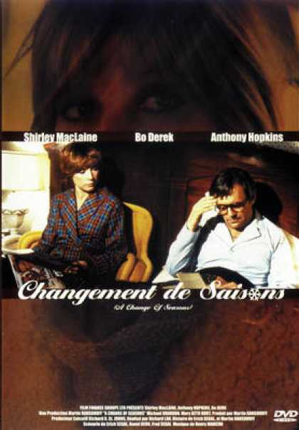 French DVDs - Changement De Saison