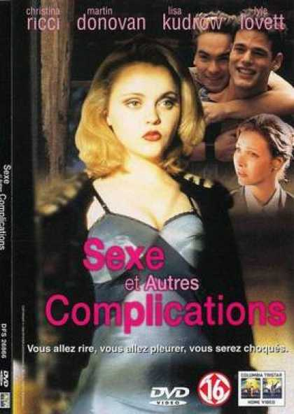French DVDs - The Opposite Of Sex