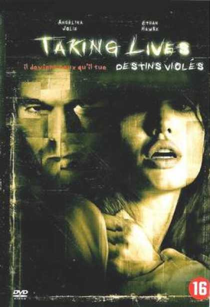 French DVDs - Taking Lives