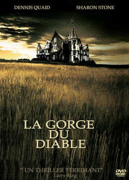 French DVDs - La Gorge Du Diable
