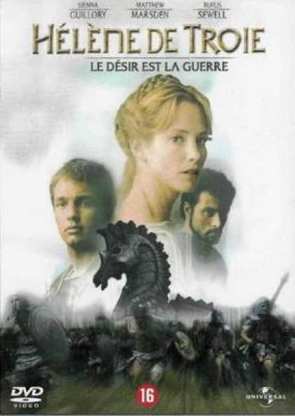 French DVDs - Helen Of Troy