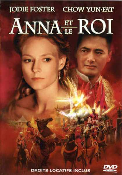French DVDs - Anna Et Le Roi
