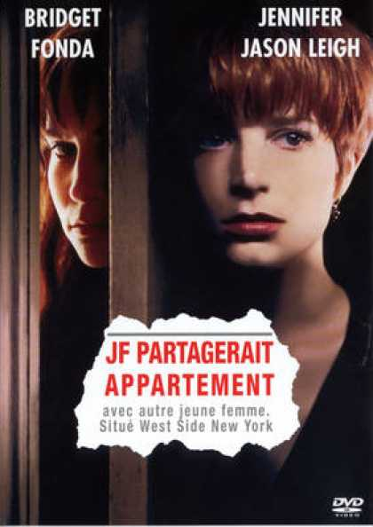 French DVDs - Jf Partagerait Appartement