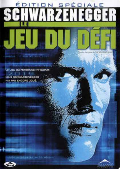 French DVDs - The Running Man