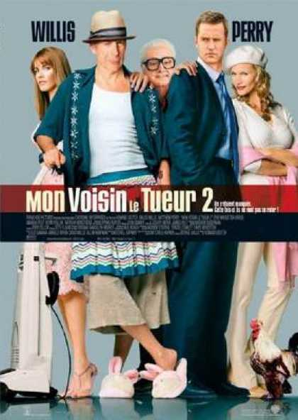 French DVDs - The Whole Ten Yards