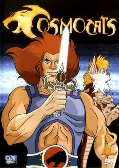 French DVDs - Thundercats Volume 12