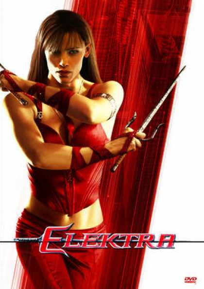 French DVDs - Elektra