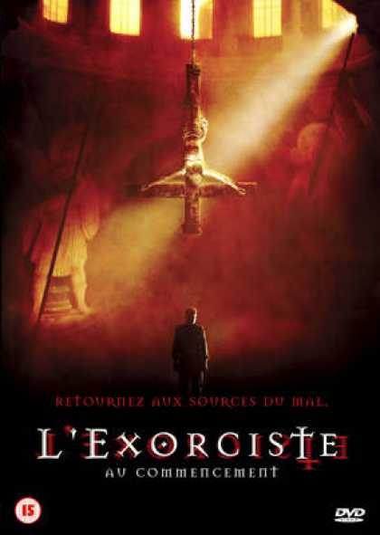 French DVDs - The Exorcist: The Beginning
