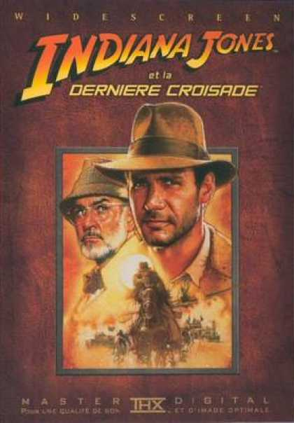 French DVDs - The Last Crusade