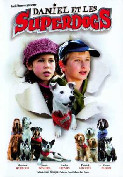 French DVDs - Daniel And The Superdogs