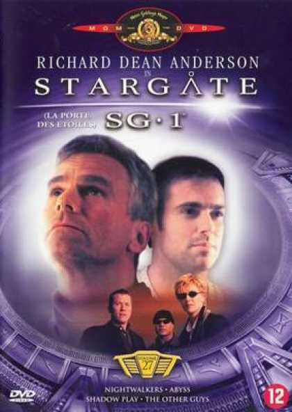 French DVDs - Stargate Sg 1 Vol 27