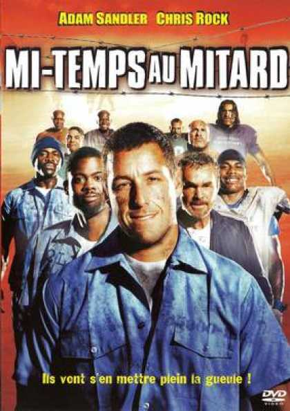 French DVDs - The Longest Yard