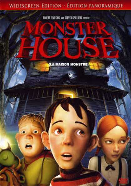 French DVDs - Monster House
