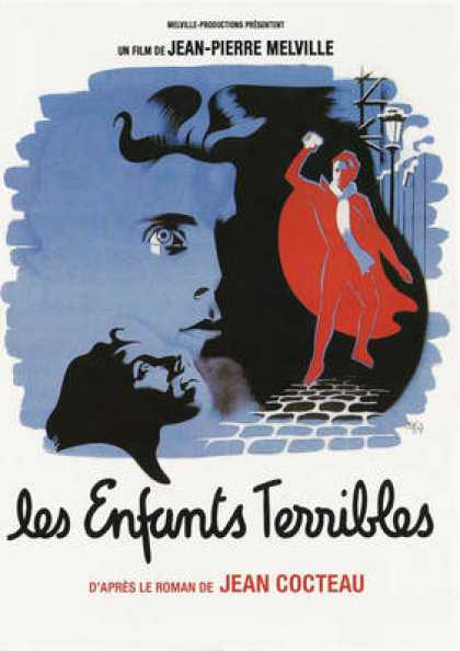 French DVDs - Les Enfants Terribles