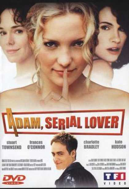 French DVDs - Adam Serial Lover
