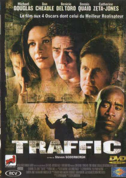 French DVDs - Traffic