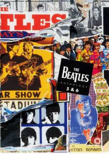 French DVDs - The Beatles Anthology Discs 5 And 6