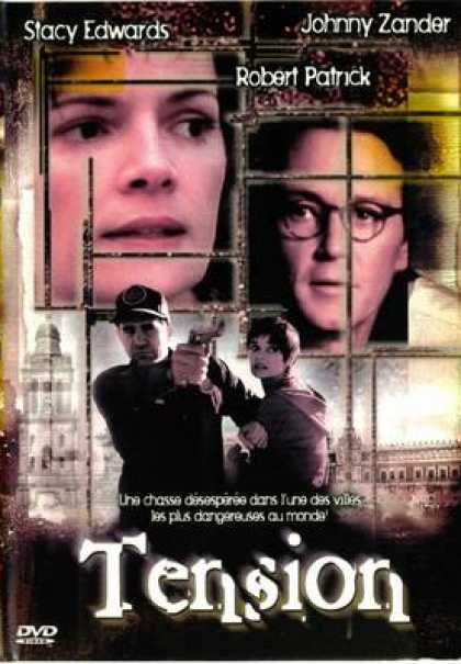 French DVDs - Tension