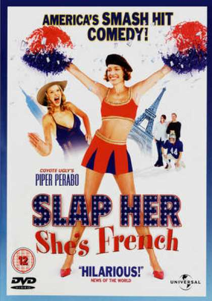 French DVDs - Slap Her She's