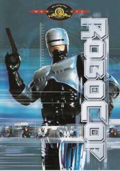 French DVDs - Robocop