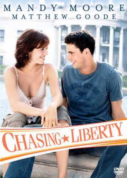 French DVDs - Chasing Liberty