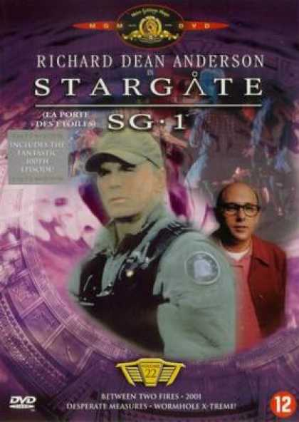 French DVDs - Stargate Sg 1 Vol 22