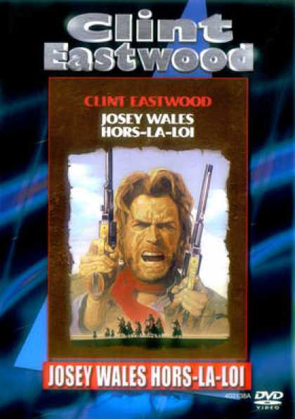 French DVDs - Josey Wales Hors La Loi