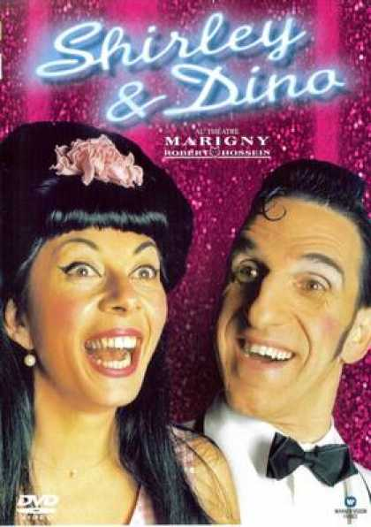 French DVDs - Shirley & Dino A Marigny -