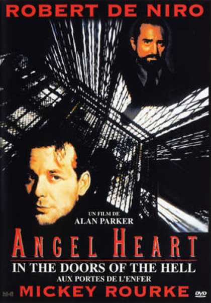 French DVDs - Angel Heart