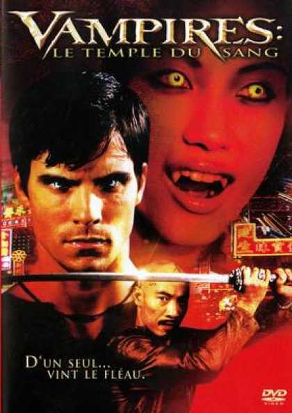 French DVDs - Vampires: The Turning