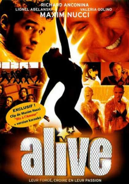 French DVDs - Alive