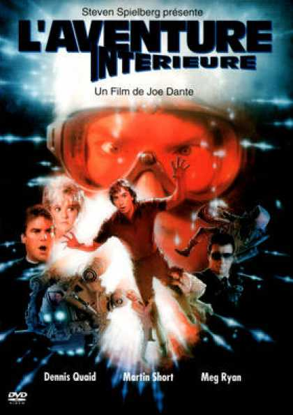 French DVDs - Innerspace