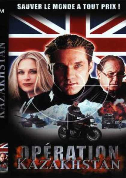 French DVDs - Operation Kazakhstan