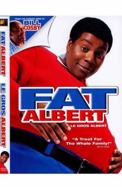 French DVDs - Fat Albert