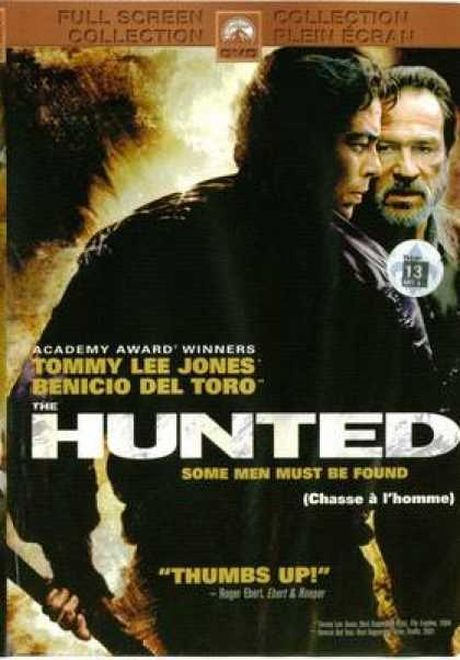 French DVDs - The Hunted FS FRENCH/CANADIAN