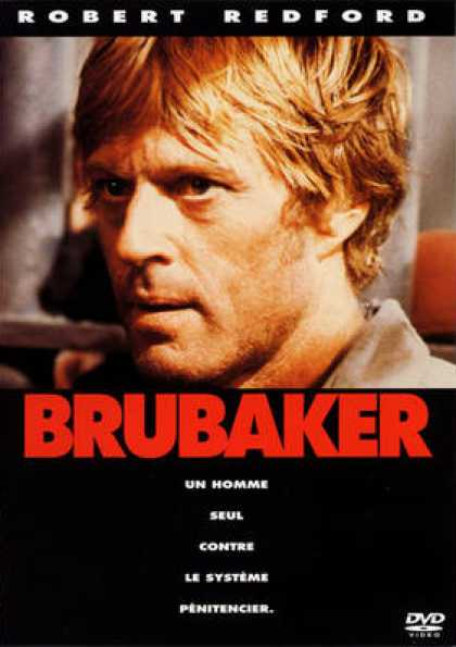 French DVDs - Brubaker