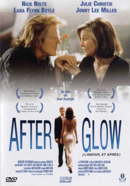 French DVDs - After Glow